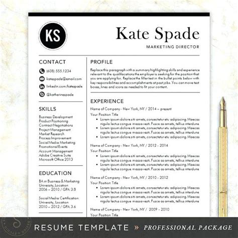 resume template in mac word gfyork