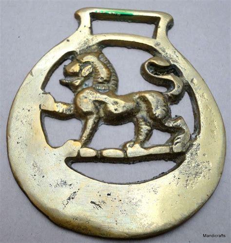 bridle brass
