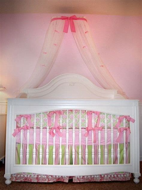 princess crib canopy crib canopy crown princess bed bows with white