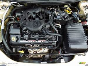 2001 Chrysler Sebring Lxi Sedan 2 7 Liter Dohc 24