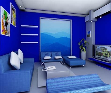 3 Pilihan Warna Cat Ruang Keluarga Rumah Minimalis