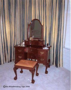 century dressing table pro woodworking tips