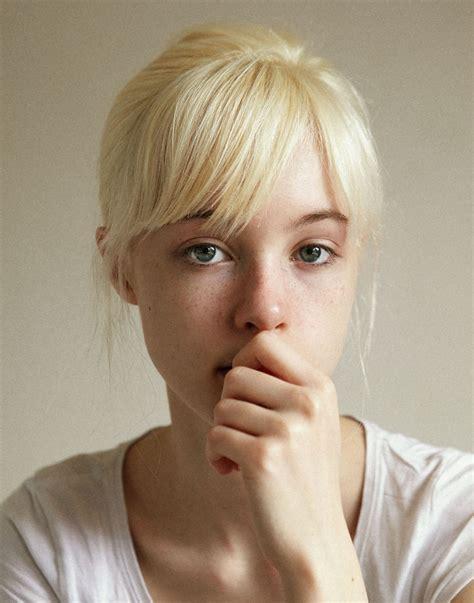 Videos german blond teen