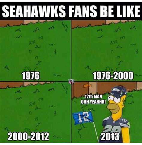 Anti Packers Memes - where did all these seattle seahawks come from bandwagon or what smh sucks sports