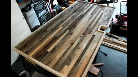 sitstand desk scratch build part  youtube