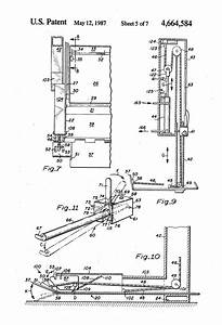 Patent Us4664584 - Rotary Wheelchair Lift