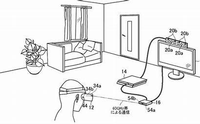 Vr Sony Patent Psvr Wireless Playstation Ar