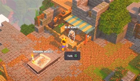 minecraft dungeons end game