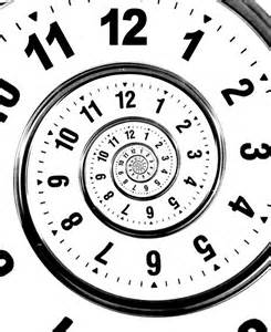 Time Clock Coloring Pages