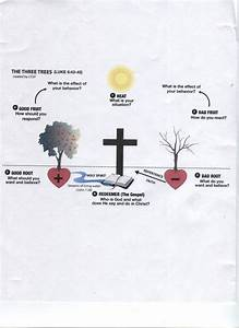 Biblical Counseling 3 Trees Diagram