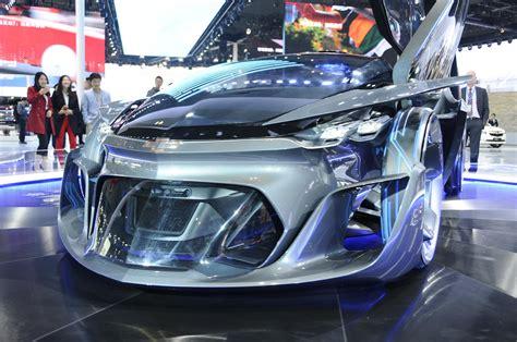 Chevrolet Fnr Concept Unveiled At 2015 Shanghai Motor Show