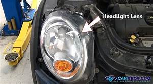 How To Replace A Automotive Headlight Lens Housing