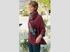 Capsule Wardrobe for 60 YearOld Women 2018 – Plus Size