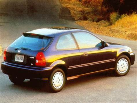 1997 Honda Civic | Pricing, Ratings & Reviews | Kelley ...