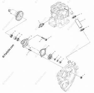 Polaris Atv 2001 Oem Parts Diagram For Water Pump