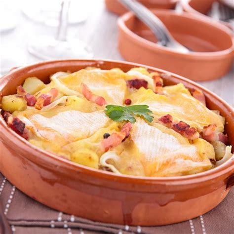 cuisine az tartiflette recette tartiflette au camembert facile rapide