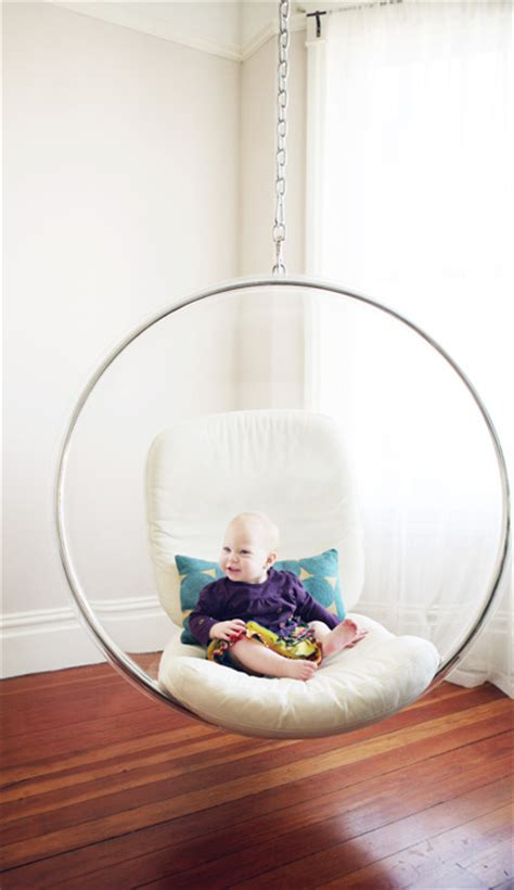 wonderful idea for hanging chair on the ceiling homesfeed