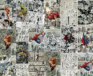 Marvel Comics 3D Wallpaper