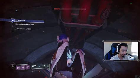 zero hour solo destiny speedrun hunter