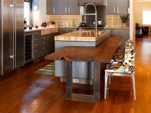 multi level kitchen island 20 kitchen island with seating ideas home dreamy