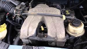 E5dg240 2005 Dodge Caravan 2 4 Engine Test