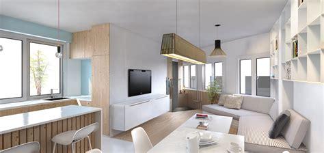 cuisine sol blanc l 39 appartement japonais 2016 t design architecture
