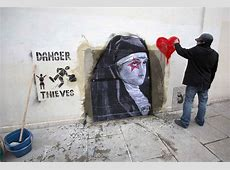 Owners 'wish Banksy had never been on their wall' London