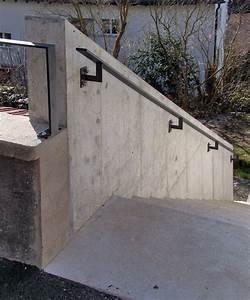 Handlauf Für Treppe : gelaender absturzsicherung handlauf garten treppe garage 03 houses pinterest handlauf ~ Markanthonyermac.com Haus und Dekorationen