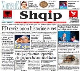 Gazeta Shqip - Gazeta Shqip Epaper : Read Today Gazeta ...