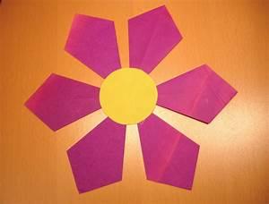 Blumen Basteln Kinder : blumen falten kinderspiele ~ Frokenaadalensverden.com Haus und Dekorationen
