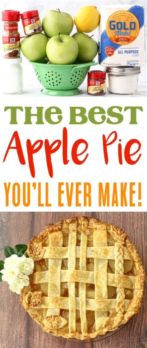 But if you don't feel like making your own, you can totally. Easy Apple Pie Recipe From Scratch! {Best Homemade Pie} - The Frugal Girls