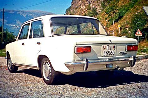 Fiat 124 Special T 1968 On Motoimgcom