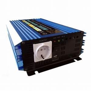Transfo 220 12v : transformateur convertisseur de tension 3000w 12v 24v 230v ~ Dode.kayakingforconservation.com Idées de Décoration
