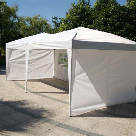 zimtown  ez pop  wedding party tent folding
