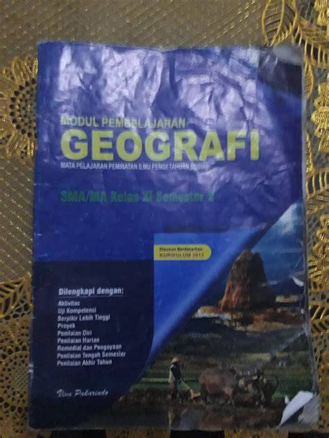 Kunjungi blog saya juga di. Soal Dan Jawaban Geografi Kelas 11 Semester 2 Kurikulum ...