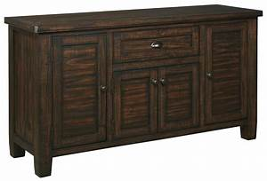 Signature Design By Ashley Trudell Solid Wood Pine Dining