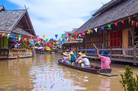 pattaya thailand  crazy tourist