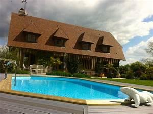normandie deauville maison vacances location maison de With location maison avec piscine normandie