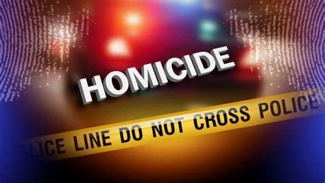 impd homicide detectives investigate   man  shot