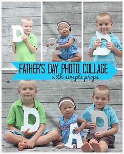 Flashback Friday: Fathers Day Photo Collage - Life Sew Savory