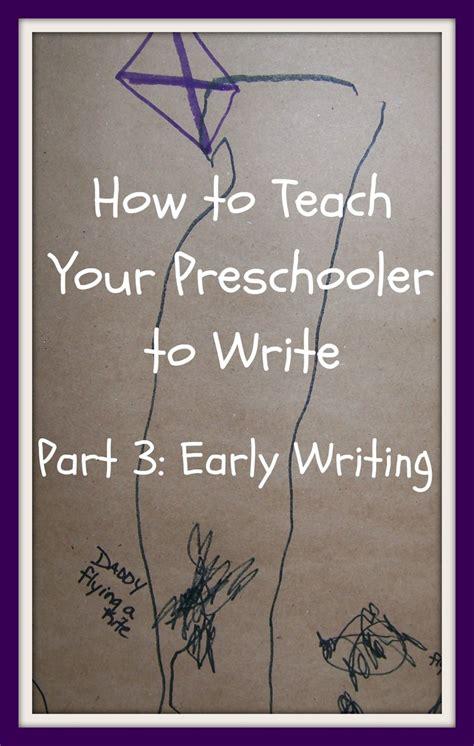 how to teach your preschooler to write part 3 of 4 early 562 | 0bd4adfc2e0fde1736741cafedead427