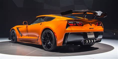 Sports Cars New Sports Cars 20192020 Design Rear View