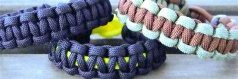 color paracord bracelet instructions