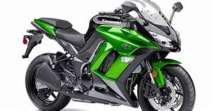 Motorcycle Diagram  Specification Kawasaki Ninja 1000