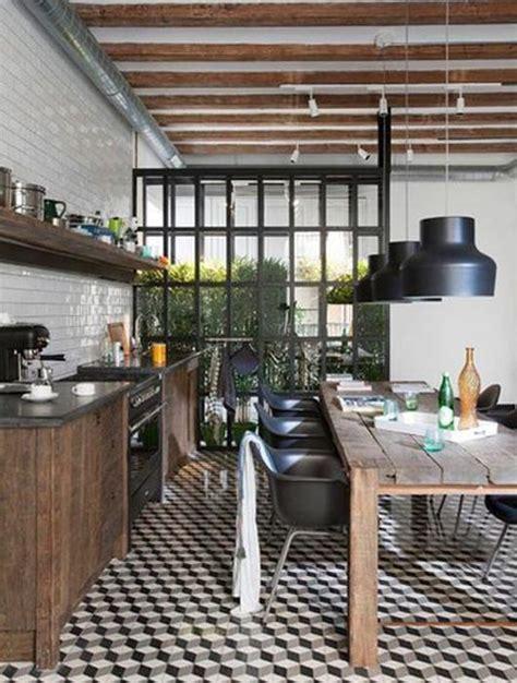 3 fr cote cuisine donnez un côté industriel et atelier à votre cuisine