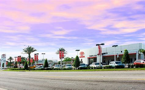 Toyota Of Tampa Bay  29 Photos & 68 Reviews  Car Dealers