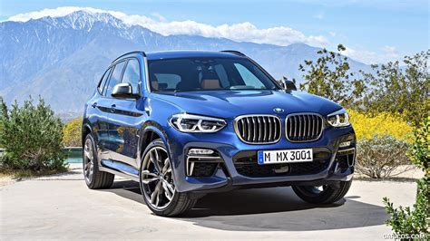Bmw X3 Wallpapers by 2018 Bmw X3 M40i Xdrive Front Hd Wallpaper 8