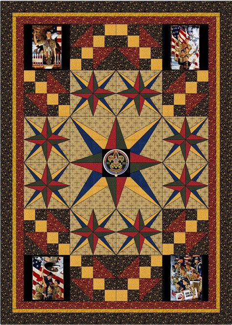 60 best Scout Quilt Ideas images on Pinterest | Boy ...
