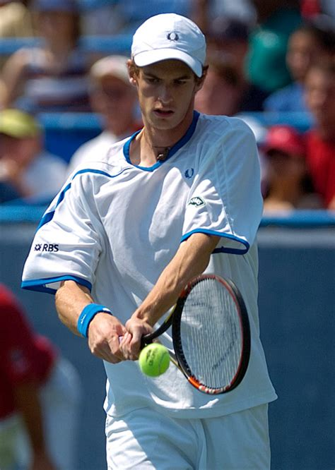 Andy Murray (GBR) - Tennis Server - Profile, Articles ...