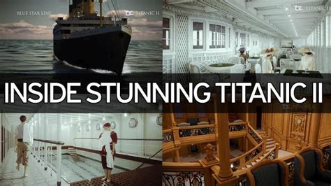 Titanic Vs New Boat by Titanic Ii Ship Release Date 2018 Ticket Prices 2022